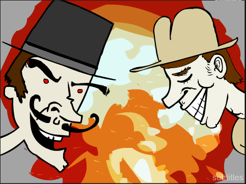 Good guys, bad guys and explosions!